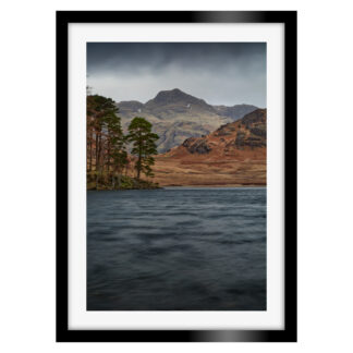 106_Blea_Tarn_Portrait_Framed