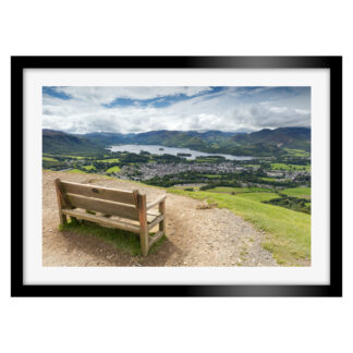 144_Latrigg_View_Framed