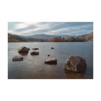 Autumnal Rydal Water Tranquillty