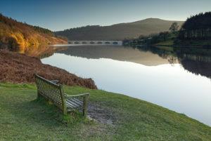 Ladybower Reservoir Reflection