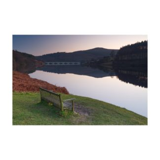 Ladybower Twilight