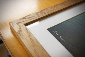 Oak Frame Corner II