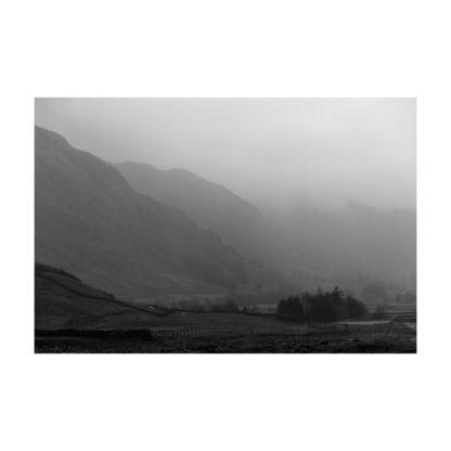 Langdale Valley Storm