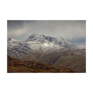 Bow Fell Snow
