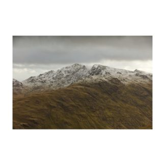 Swirl How and Great Carrs Snow