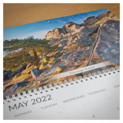 2022 Peak District Calendar May