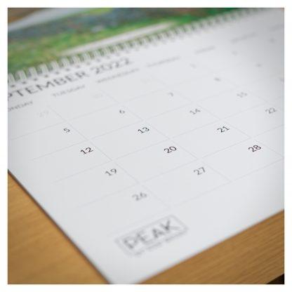 2022 Peak District Calendar Detail II