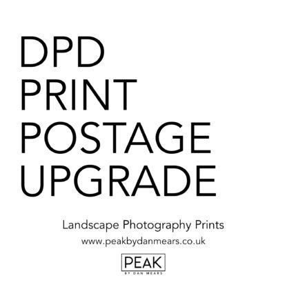 DPD Print Postage Upgrade