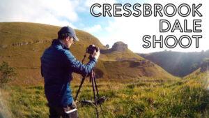 Cressbrook Dale Shoot!
