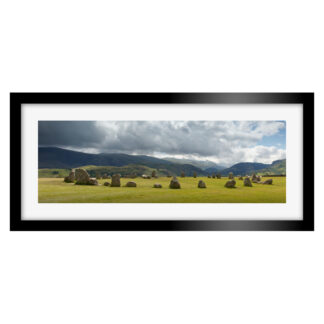 Castlerigg Stone Circle Panoramic