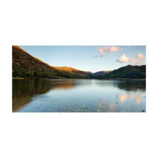 Ullswater Sunset Panoramic