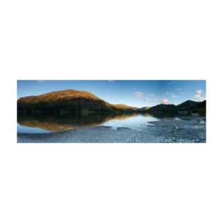 Place Fell Sunset Panoramic II