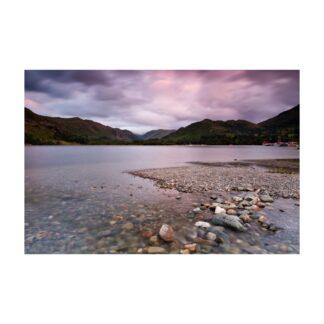 Ullswater Cloudy Twilight