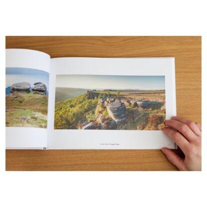 Peak District Collection - Froggatt Edge Sunset Page