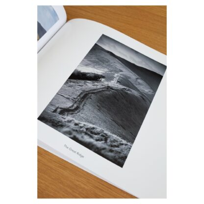 Peak District Collection - The Great Ridge Mono Page